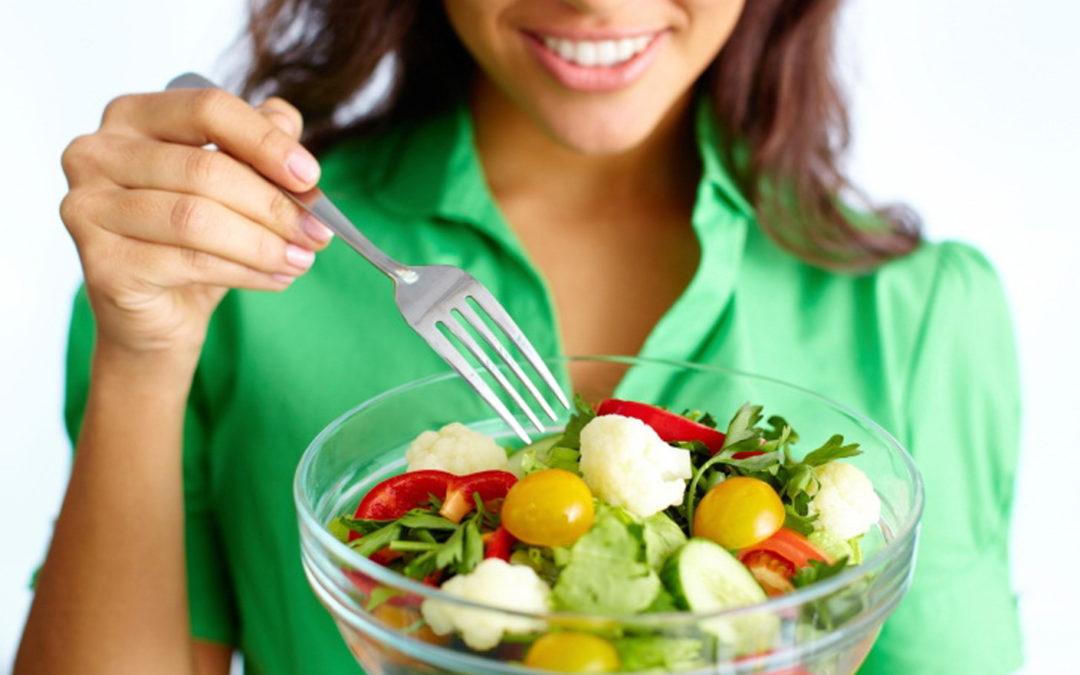 Diez motivos por los que la ensalada es vital día a día